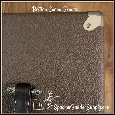 British Cocoa Bronco Tolex