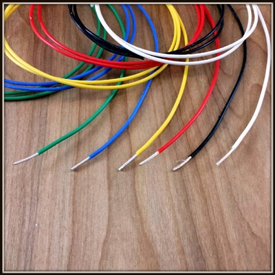 Best Speaker Wire >> Teflon PTFE 16AWG hook up wire